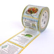 Image of Recipe - mt Washi Tape