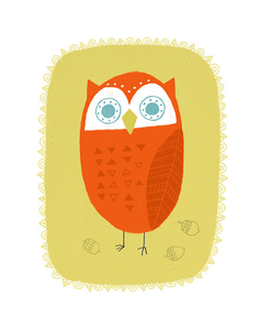 Image of Tomas the Owl by Petit Reve