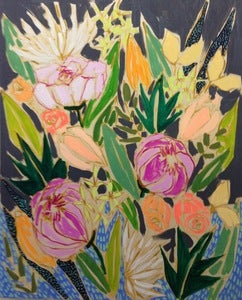 Image of 24x30 Flowers for Kristine