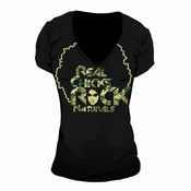 Image of Real Chicks Rock Naturals: Camo Chic