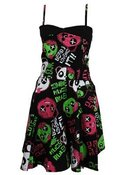 Image of Zombie Panda Dress