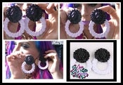 Image of ♥ReTro Lion♥ (Earrings)