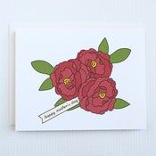 Image of Peony Mother's Day Card