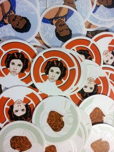 Image of SW Stickers