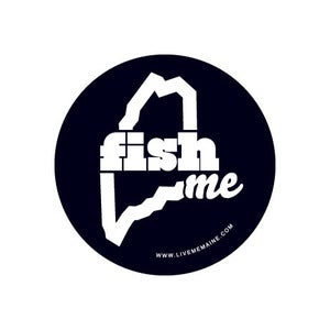 Image of FishME Sticker
