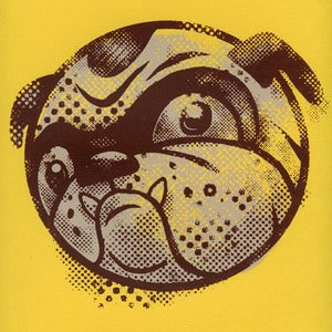 Image of Bandit (pug) Yellow