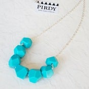 Image of Geometric Necklace by Pirdy