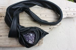 Image of Amethyst Neckware