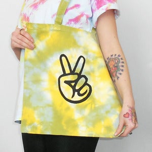 Image of 'Peace' Tote Bag