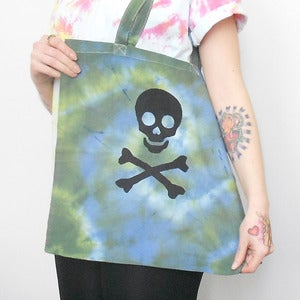 Image of 'Pirate' Tote Bag