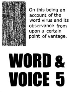 Image of Word &amp; Voice 5