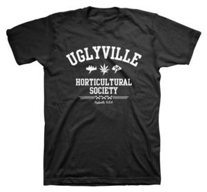 Image of HORTICULTURE TEE BLACK