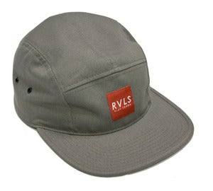 Image of Logo 5-Panel - Grey