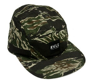Image of Tiger Camo 5-Panel