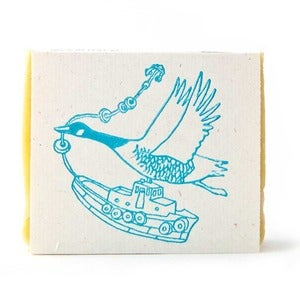 Image of FENNEL ORANGE SOAP