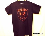 Image of Region R.A.T.S. Solid Red Logo