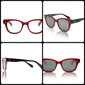 Image of New: Aframes Eyewear - Cherry Rx or Sunglasses