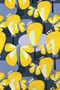 Image of Butterfly organic cotton jersey (by the half metre)