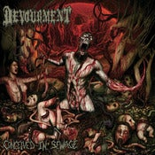 "Image of Devourment-Conceived In Sewage(12""LP)"