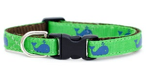 Image of Sweet Pickles' Design Cat Collar - The Big Catch