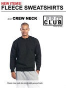 Image of Pro Club Fleece Sweatshirts 3 pieces