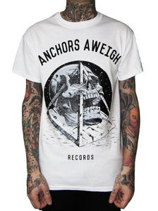 "Image of ANCHORS AWEIGH RECORDS ""Pyramid"" t shirt"