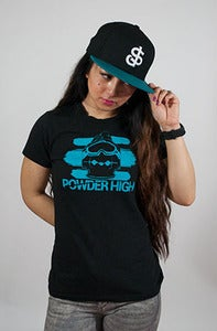 Image of Razor Rawmon - Women's Black & Teal