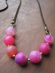 Image of bliss necklace