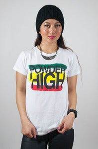 Image of Stacked - Women's White Rasta