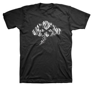 Image of STORMY TEE BLACK
