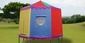 Image of Trampoline Tent