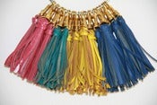 Image of Small coloured Tassels