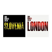 Image of John Digweed Live in Slovenia 2 x CD Limited Signed Slipcase Edition Pre-order & Live in London 4xCD