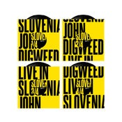 "Image of John Digweed Live in Slovenia 4 x 12"" Vinyl Limited Edition Pre-order"