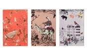 Image of Woodlands Animal Card Set