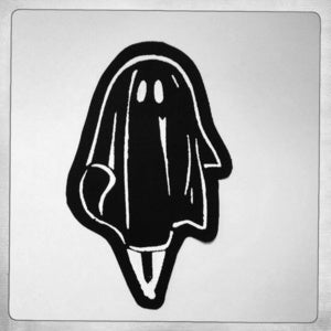 Image of SICK Ghost Patch - Black 