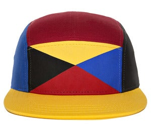Image of Zulu 5 panel