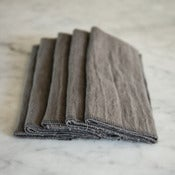 Image of elephant linen napkins