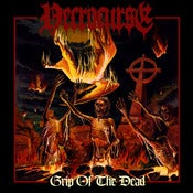 "Image of NECROCURSE ""Grip Of The Dead"" Digipak CD (European Pressing)"