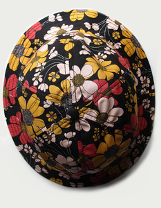 Image of GONZO FLORAL BUCKET HAT