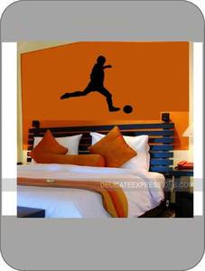 Image of Soccer Silhouette