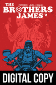 Image of The Brothers James #2 - Digital Copy