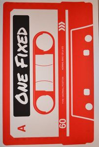 Image of Big Tape: Screen Print