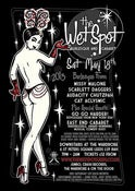 Image of Saturday 18th MAY 2013 : : The Wet Spot Burlesque & Cabaret Tickets