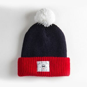 Image of The brooks Pom Pom beanie