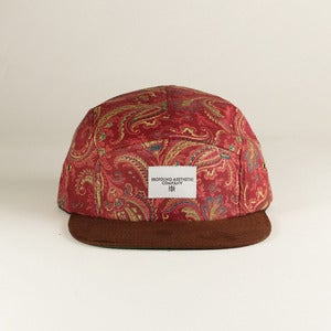 Image of The Alizrain paisley 5 panel