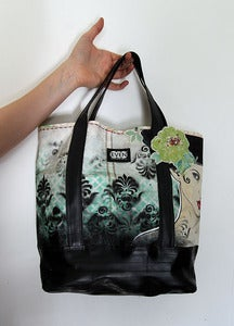 Image of 1975 x EvenOdd x Sweet Meat Co - Lea Rizzo Holcomb Tote