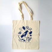 Image of &quot;Forest&quot; - Printed Tote bag