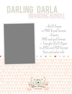 Image of Darla Branding bundle