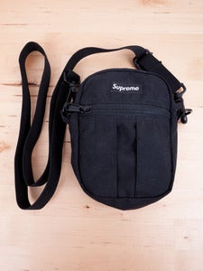 Image of Supreme - Camera Bag Black